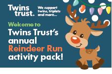 Reindeer activity pack